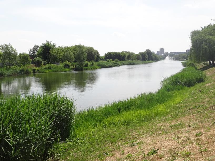 В регионе продолжается работа по реабилитации водных объектов