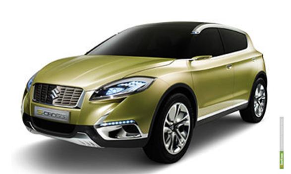 S-CROSS получил награду «Лучший концепт легкового автомобиля» на 10-й Китайской Международной автомобильной выставке