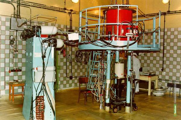 Житель Швеции собрал на кухне ядерный реактор