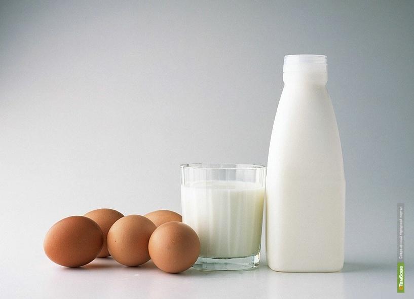 Тамбовские аграрии обещают сделать «рывок по молоку и яйцу»