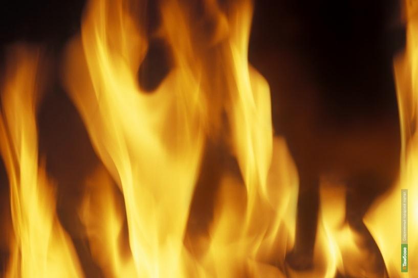 Накануне вечером в области произошло 2 пожара