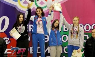 Тамбовчанка вошла в сборную России по тхэквондо