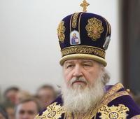 Патриарх Кирилл призвал россиян не быть рабами материальных ценностей