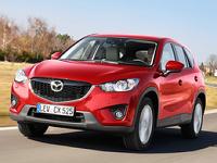В России будут собирать кроссовер Mazda CX-5