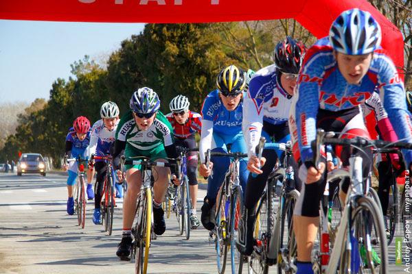 Тамбовские велосипедисты привезли комплект медалей с чемпионата России