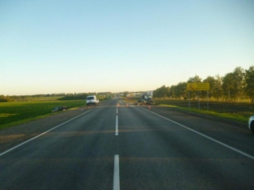 Под Тамбовом столкнулись «Ниссан» и«ГАЗель» сдынями: оба водителя погибли