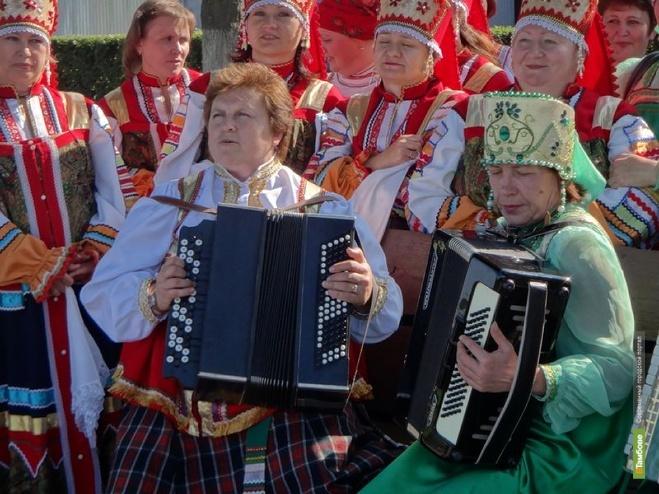В Сосновке соберутся народные певцы из пяти районов области