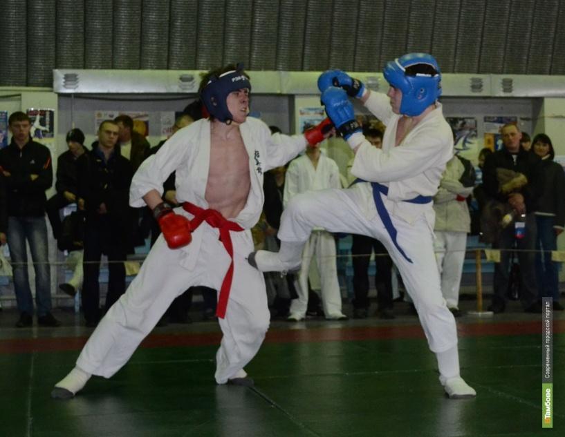 В Тамбове пройдёт турнир по армейскому рукопашному бою