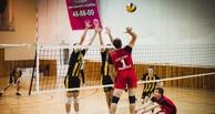 По итогам первого тура ВК «Тамбов» расположился на третьей строчке «турнирки»