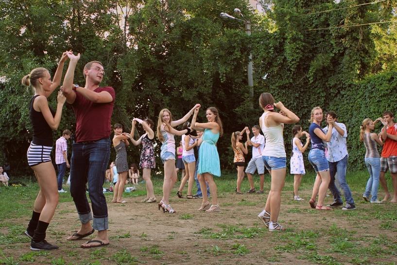 В Тамбове прошёл гала-концерт «Уличной латины»
