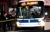 Американский подросток открыл стрельбу в переполненном автобусе