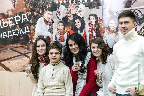 Артисты шоу «Арена Звёзд» дарят тамбовчанам новогоднее настроение