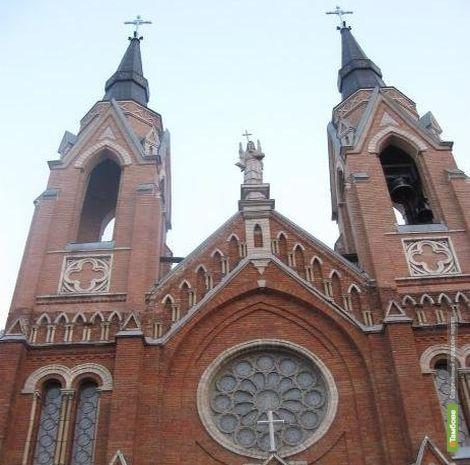 В римско-католическом храме Тамбова дадут рождественский концерт