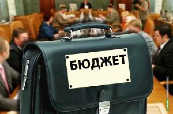 Выросла расходная часть бюджета Тамбовской области