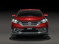 Honda показала «нашу» версию нового поколения CR-V