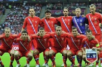 Российская сборная поднялась на 11-е место в рейтинге ФИФА
