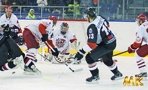 Тамбовские хоккеисты обыграли действующего чемпиона лиги из Ростова-на-Дону