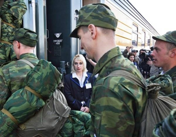 Весной и летом в армию отправятся около 300 тамбовчан