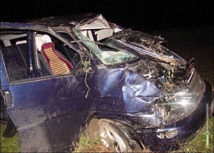 В ДТП на Тамбовщине погибли два человека