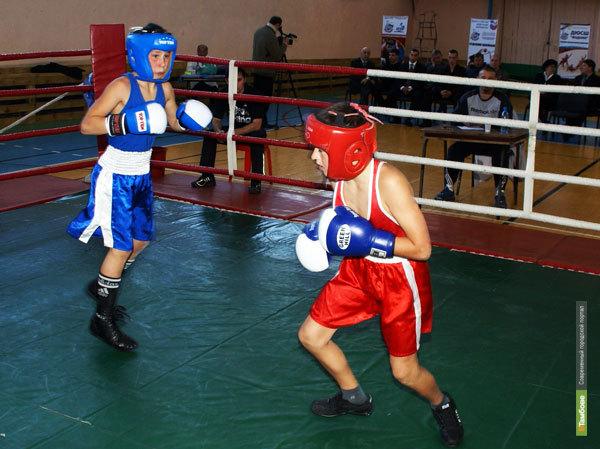 Тамбовские боксёры привезли четыре медали с чемпионата ЦФО