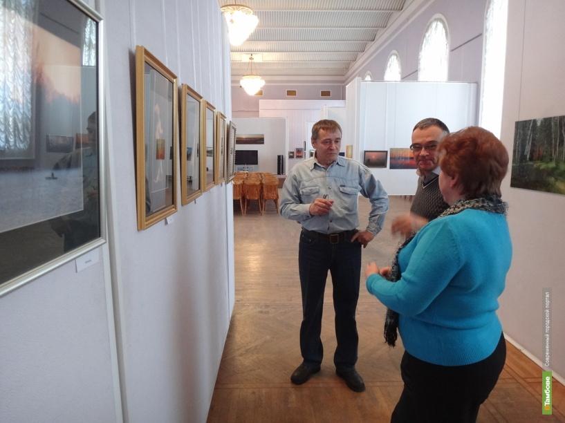 В Тамбове откроется масштабная выставка липецкого живописца