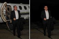 Министр сельского хозяйства прилетел в Германию на невидимом самолете