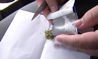 За сутки полицейские задержали четырех человек с наркотиками