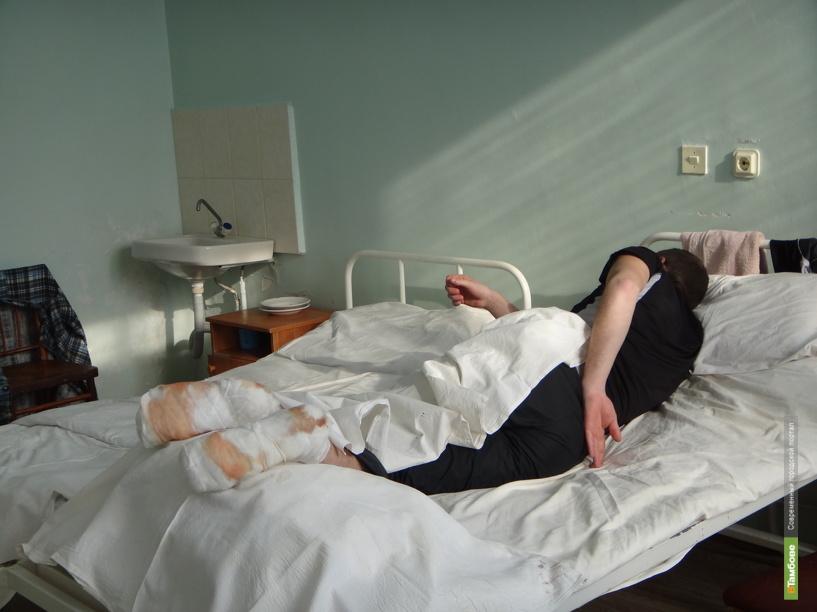 В Тамбове зарегистрированы первые жертвы морозов