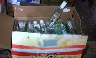 Жительница Тамбова торговала алкоголем сомнительного качества