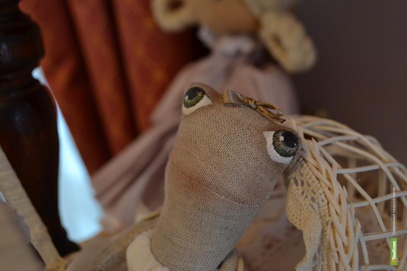 В тамбовском музее поселились куклы