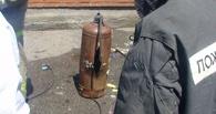 В одном из домов Мичуринска взорвались два газовых баллона