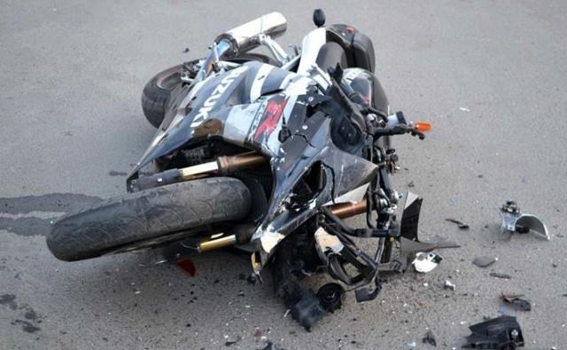В Тамбовской области мотоциклисты чаще всего гибнут в выходные дни