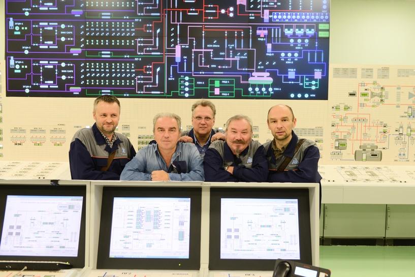 Музыканты «Чайф» сняли клип на атомной электростанции
