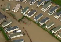 Наводнение в Великобритании унесло жизни четырех человек