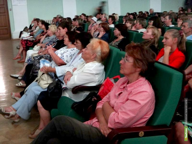 В Тамбове пройдёт «Неделя фильма ко Дню защитника Отечества»