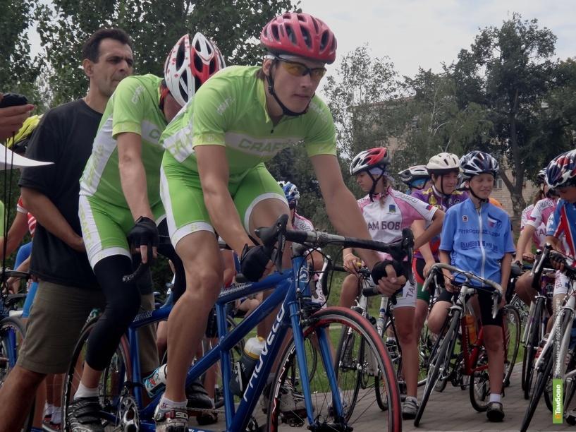 Тамбовские велосипедисты «доехали» до двукратного чемпионства страны