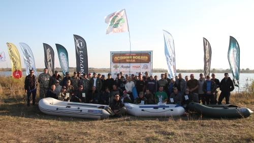 Тамбовчане выловили самых крупных рыб на фестивале «Осенний воблер»