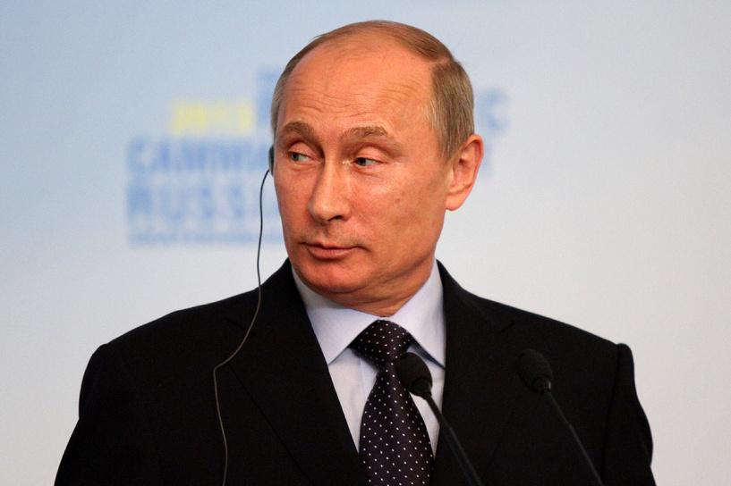 Путин попал в список самых влиятельных мировых лидеров