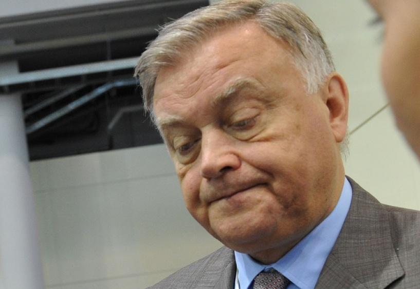 Владимир Якунин: живу на служебной квартире, шубы ни одной нет