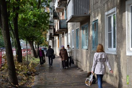 Дорожный фонд проспонсирует ремонт дворов по всей Тамбовщине