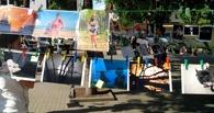 Тамбовские фотографы «просушили» свои снимки