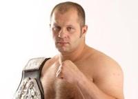 Федор Емельяненко проиграл бой в первом раунде