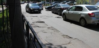 На Тамбовской «Карте убитых дорог» отмечено более двухсот проблемных зон
