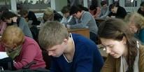 Тамбовчане вспомнили уроки русского языка