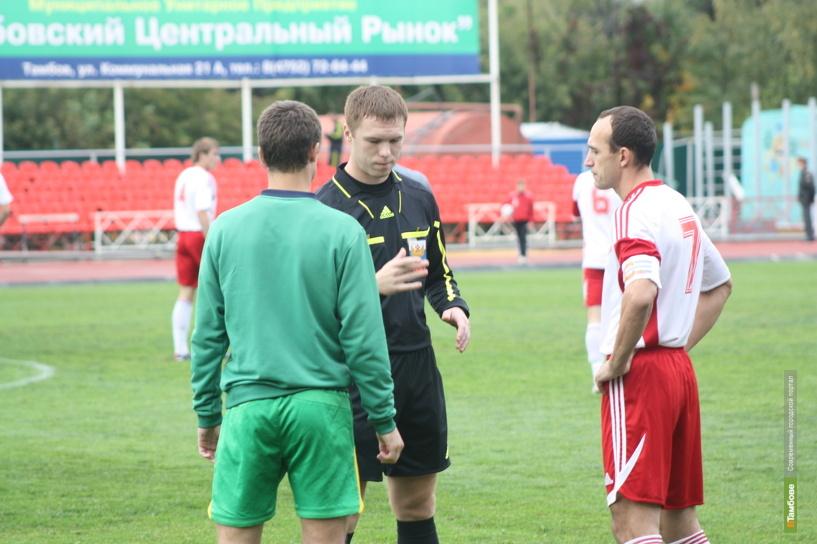 Тренер тамбовского «Спартака»: «Я оцениваю готовность команды на 3 в лучшем случае»