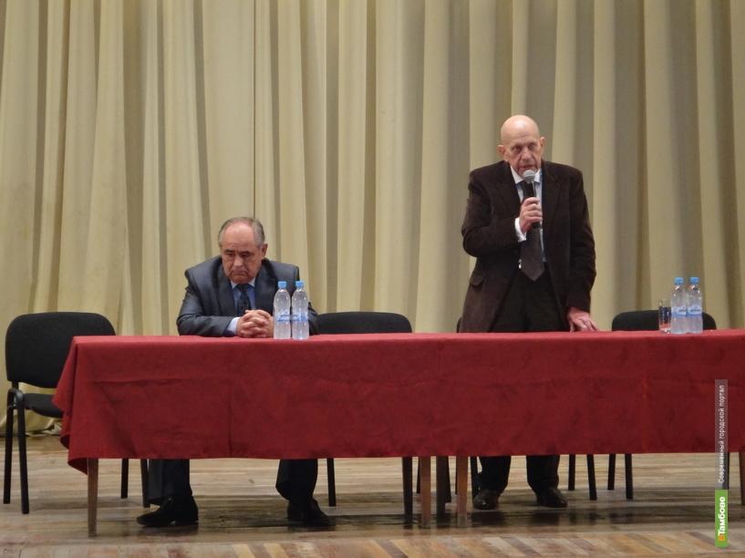 Ректор ТГУ назвал защитников суверенитета ТГТУ «маленькими политическими марионетками»