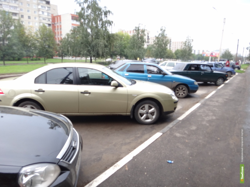 Парковок в Тамбове станет больше
