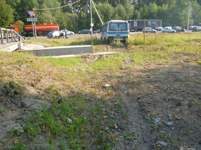 На Южном обходе Тамбова автобус с пассажирами съехал в кювет