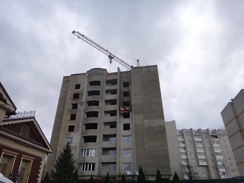 С начала года в нашей области построили почти 2,5 тысячи новых квартир