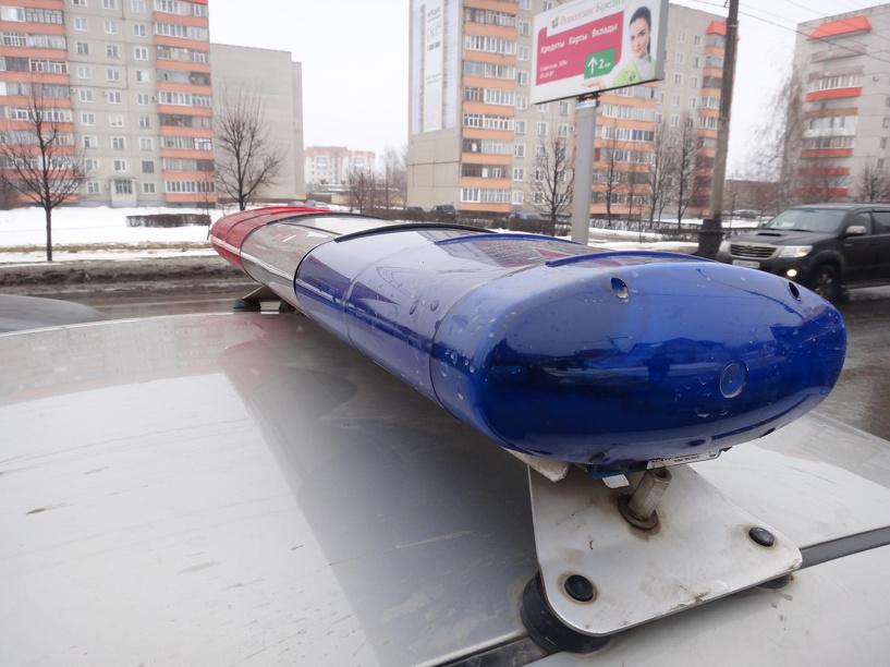 В Покрово-Пригородном полицейский попал в ДТП